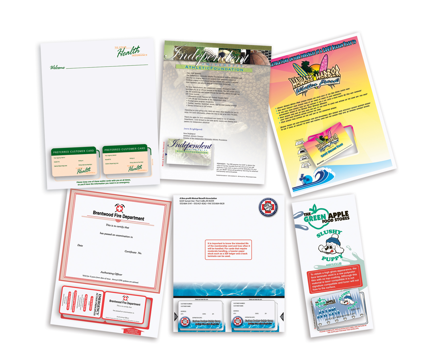 Jeff Haulbrook Inc.   Promotional Products, Business Forms, Checks ...